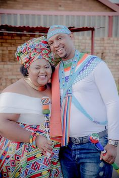 A Gorgeous Ndebele-Xhosa Wedding - South African Wedding Blog Xhosa, South African Weddings, We Fall In Love, African Design, Just The Way, Wedding Blog, Getting Married, Style Inspiration, Bride