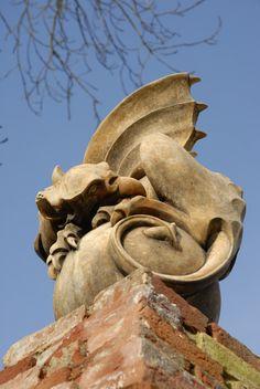 stone griffin