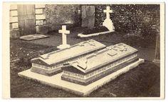 CDV of A Grave 1866 | eBay