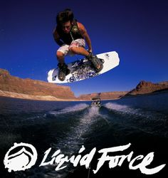 Liquid force for life. I miss Wakeboarding so much.