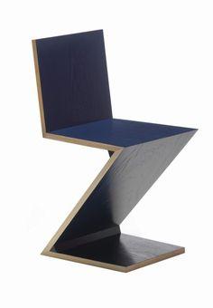 Zig Zag Collezione Cassina I Maestri - Sedie di design
