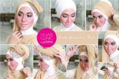 ... about hijab1 on Pinterest   Hijab tutorial, Hijabs and Hijab styles