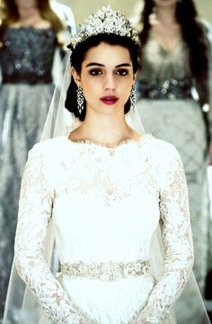 It's not just because I love Adelaide. The dress is stunning too.