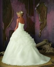 Mori Lee 1858 back