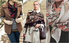 с чем сочетать павлопосадский платок: 1 тыс изображений найдено в Яндекс.Картинках
