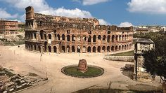 An ancient prophecy and the end of the world http://www.romeandart.eu/it/arte-profezia-colosseo.html