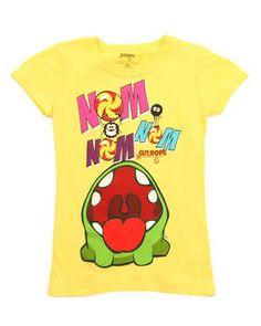 Buy NOM NOM NOM TEE (4-6X) Girls Tops from La Galleria. Find La Galleria fashions & more at DrJays.com
