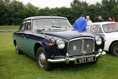 Rover P5 3-litre saloon Auto Rover, Car Rover, Cars And Motorcycles, Specs, Antique Cars, Classic Cars, Automobile, Father, British