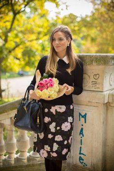 Parc Monceau In Paris   Gal Meets Glam   Bloglovin'