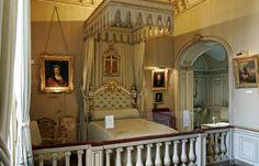 Chateau De Maintenon, Royal Bedroom, Château Fort, Ville France, French Chateau, 16th Century, Architecture Details, Luxury, House