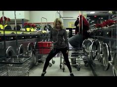 ▶ Dance Like Nobody's Watching: Laundromat - YouTube