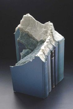 Arte em livros ( literalmente ) II