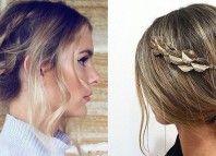 Magnifiques Coiffures Pratiques et Faciles Pour Cheveux Mi-longs