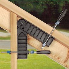 Adjustable Clamp-It® Assembly Tool - Rockler Woodworking Tools #woodworkingtools