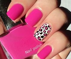 pink and leopard