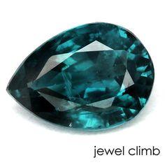 インディゴグリーンカイヤナイト(Kyanite)1.39CT