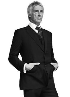 Veteran musician Paul Weller has launched new fashion label Real Stars Are Rare, a collaboration with Phil Bickley, owner of menswear store Tonic. What man would not want to dress like Paul Weller? Christopher Plummer, Julie Andrews, The Style Council, Paul Weller, Teddy Boys, Savile Row, Mod Fashion, Fashion Labels, Modern Man