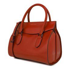 Front flap work handbag, charles and keith