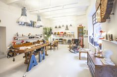 Nanovo Shop Interior from the inside, photo (c) Dita Havrankova