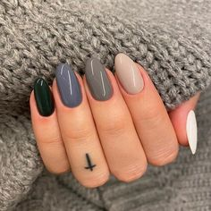 Love Nails, Pretty Nails, My Nails, Best Acrylic Nails, Acrylic Nail Designs, Pastel Nails, Pink Nails, Nail Colors For Pale Skin, Multicolored Nails