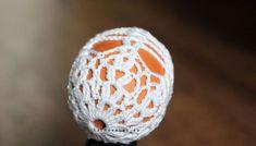 Háčkované vajíčko IVA - NÁVODY NA HÁČKOVANIE Easter Crochet, Easter Eggs, Easter, Amigurumi, Easter Activities