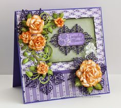Designs by Marisa: Heartfelt Creations - Everyday Moments Card