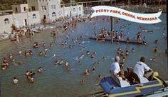 Peony Park in Omaha, NE