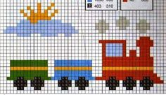 200 Cross Stitch Archives - Page 15 of 20 - Second Crafting Knitting Charts, Baby Knitting, Knitting Patterns, Crochet Baby, Cross Stitch Bookmarks, Cross Stitch Baby, Diy Embroidery, Cross Stitch Embroidery, Cross Stitch Designs