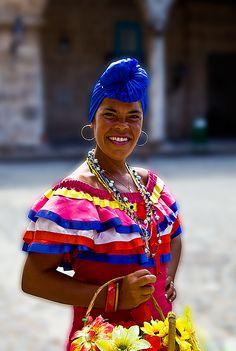 A Cuban lady by Сергей Оськин / Sergey Oskin /, via 500px