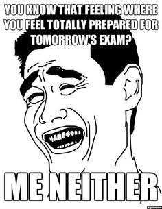 exams haha @Joyana McDiarmid McDiarmid Simmons