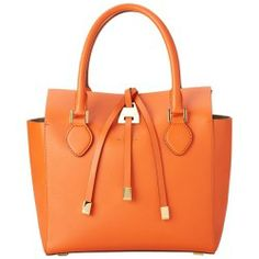 Sales Michael Kors Collection - Miranda Tote (Orange) - Bags and Luggage price - Zappos is proud to offer the Michael Kors Collection - Miranda Tote (Orange) - Bags and Luggage: The signature style of the Michael Kors Miranda Tote will add incredible personality to your ensemble.