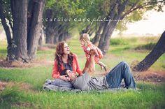 Caralee Case Photography: Family {Pocatello Idaho Falls Family Baby Photographer}