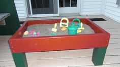 sand table complete