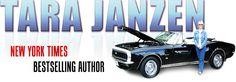 New York Times Bestselling Author Tara Janzen