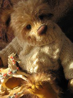 Horacy i misie :o) | Autorskie Misie ręcznie szyte - Teddy Bears - OOAK Joan's Bears & Friends - strona 8