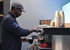 Siki khayelitsha is a world class barista in Khayelitsha.