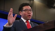 Tim Soutphommasane, Australia's Race Discrimination Commissioner.