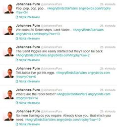 Joku kaappasi Twitter-tilini ja innoitti bloggaamaan Twitterin hyödyntämisestä markkinoinnissa!