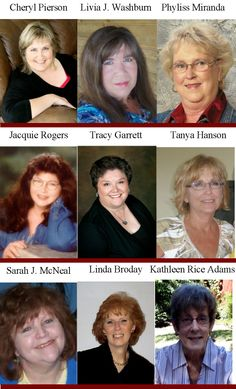 HEARTS AND SPURS AUTHORS: Cheryl Pierson, Livia J. Washburn, Phyliss Miranda, Jacquie Rogers, Tracy Garrett, Tanya Hanson, Sarah J. McNeal, Linda Broday, and Kathleen Rice Adams. We hope you enjoy these Valentine's Day stories about true love in the old west!