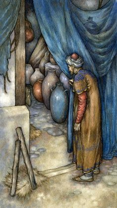 Illustrations by Niroot Puttapipat for the Rubaiyat of Omar Khayyam Sesquicentenary edition of Edward FitzGerald's translation of the Rubaiyat of Omar Khayyam, published by the Folio Society, November, 2009, and limited to 1,000 copies via cizgilomasallar.blogspot.ca