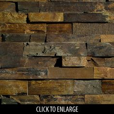 Ledgestone Natural Stone Veneers - ErthCOVERINGS