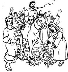 last supper coloring page - Google Search