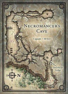 Necromancers cave
