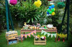 Ateliê da Karla: como realizar festa infantil ao ar livre: 18 dicas...