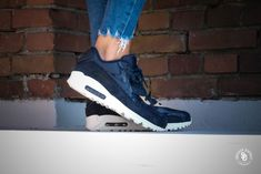 Nike Wmns Air Max 90 SD Dark Obsidian / Sail - 920959-400