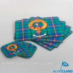 Carmichael Clan Crest Tableware