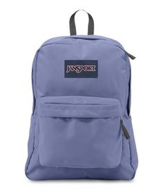Featuring its classic silhouette, the JanSport SuperBreak is ultralight for everyday use. The backpack isavailable in more than 30 different colors and prints, perfect for every styleof self-expression.Dimensions: 42 x 33 x 21 cm