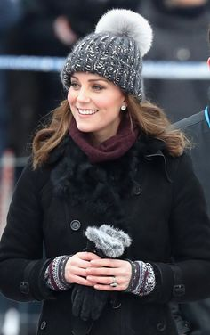 Kate Middleton Started the Royal Tour of Sweden With a Fashion Bang