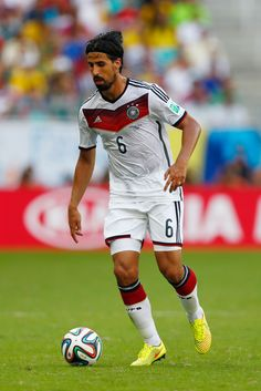 Sami Khedira Photos: Germany v Portugal: Group G - 2014 FIFA World Cup Brazil