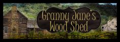 Granny Jane's Wood Shed-Country, Rustic, Primitive & Colonial Early American Handmade Wood Furniture Catalog